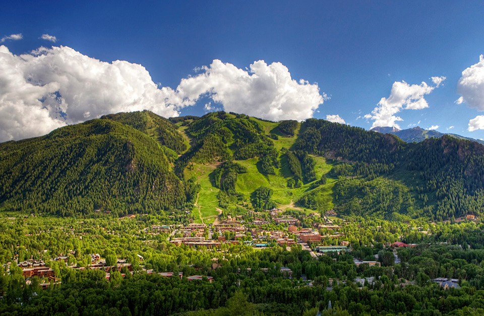 Aspen Mountain Summer