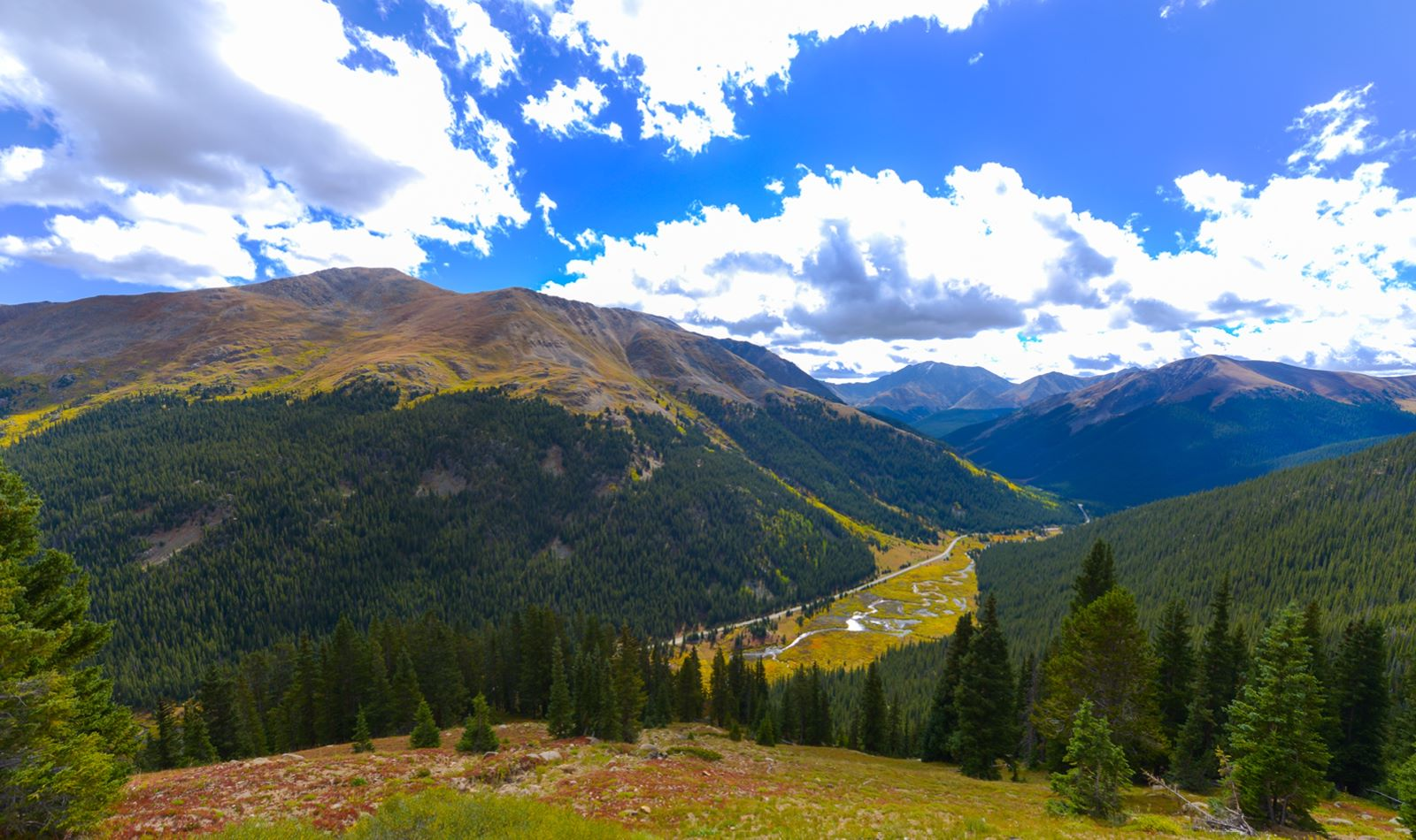 Independence Pass Views